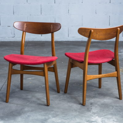 CH 30 chairs - Hans J. Wegner for Carl Hansen