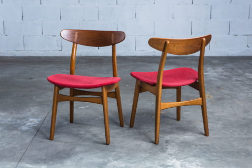 CH 30 chairs - Hans J. Wegner for Carl Hansen