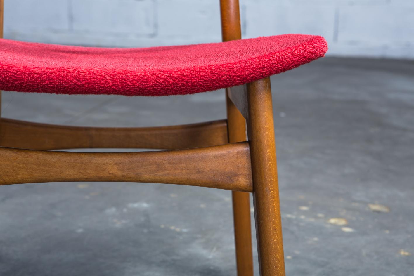 CH 30 chairs - Hans J. Wegner for Carl Hansen - Legs