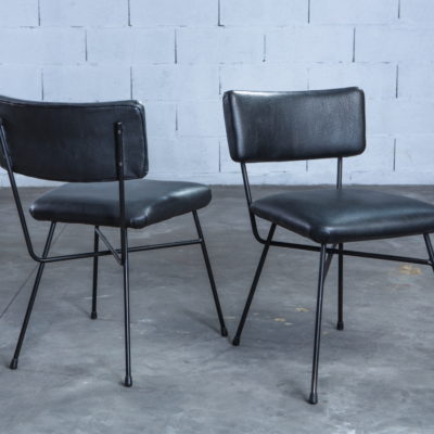 Elettra chairs - BBPR for Arflex
