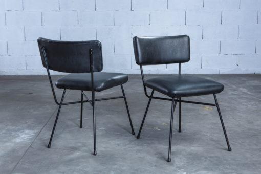 Elettra chairs - BBPR for Arflex
