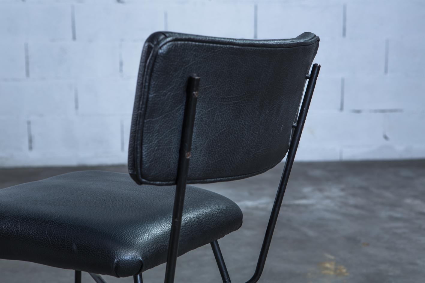 Elettra chairs - BBPR for Arflex - Detail