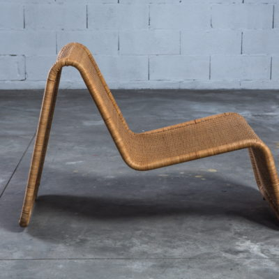 BR3 P3 lounge chair - Tito Agnoli for Bonacina