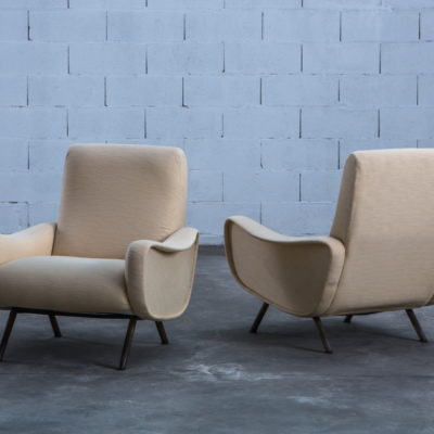 Lounge chairs - Marco Zanuso Arflex Lady