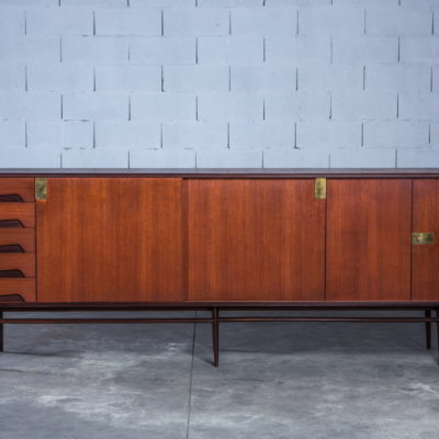 Teak sideboard - Palutari for Dassi
