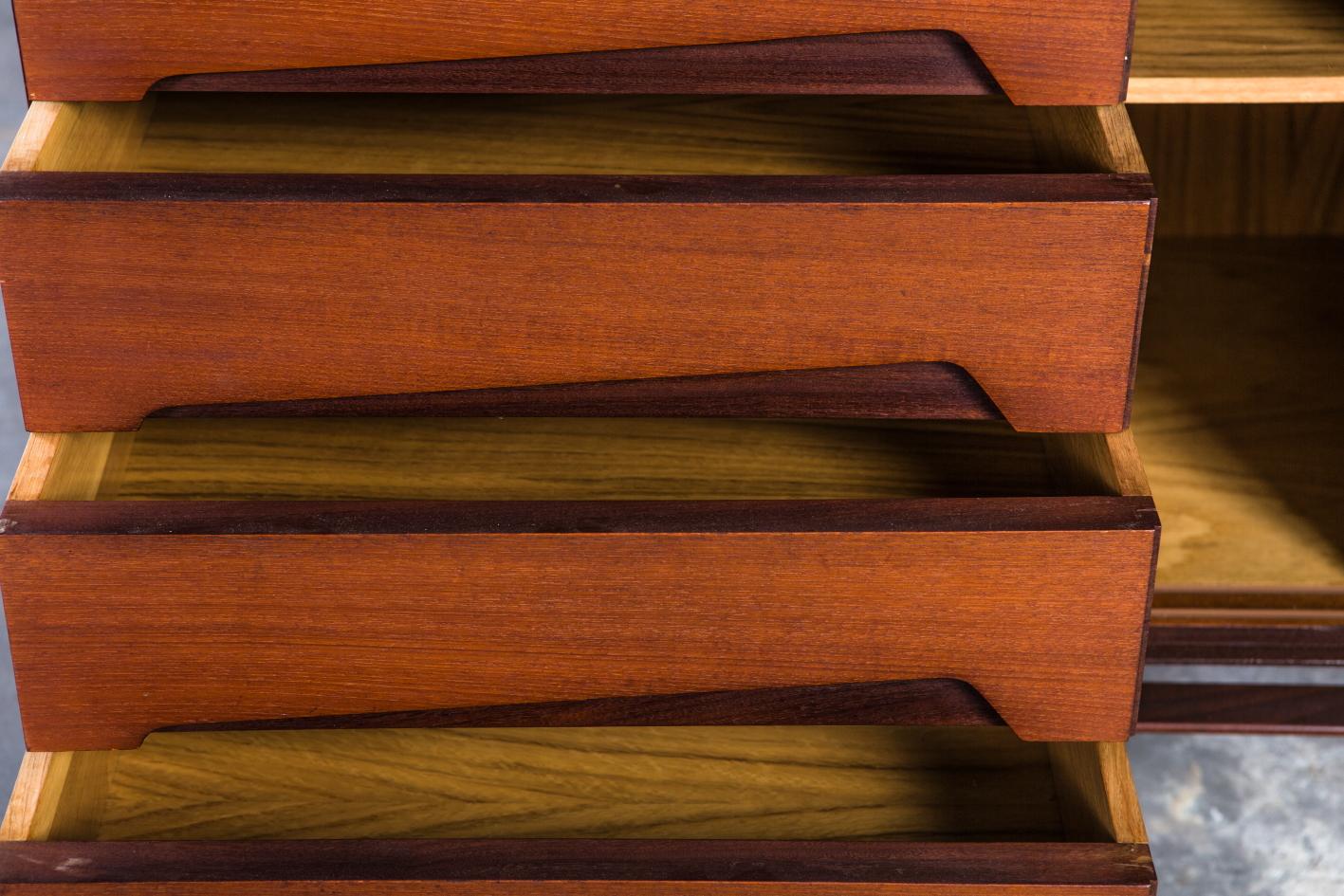 Teak sideboard - Palutari for Dassi