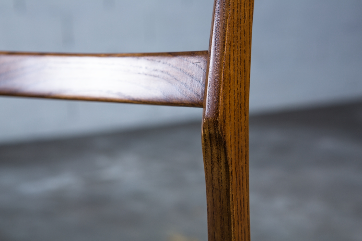 Rare set of 14 chairs for the ''Parco dei Principi'' Hotel - Gio Ponti for Cassina 1965 - Carved frame detail
