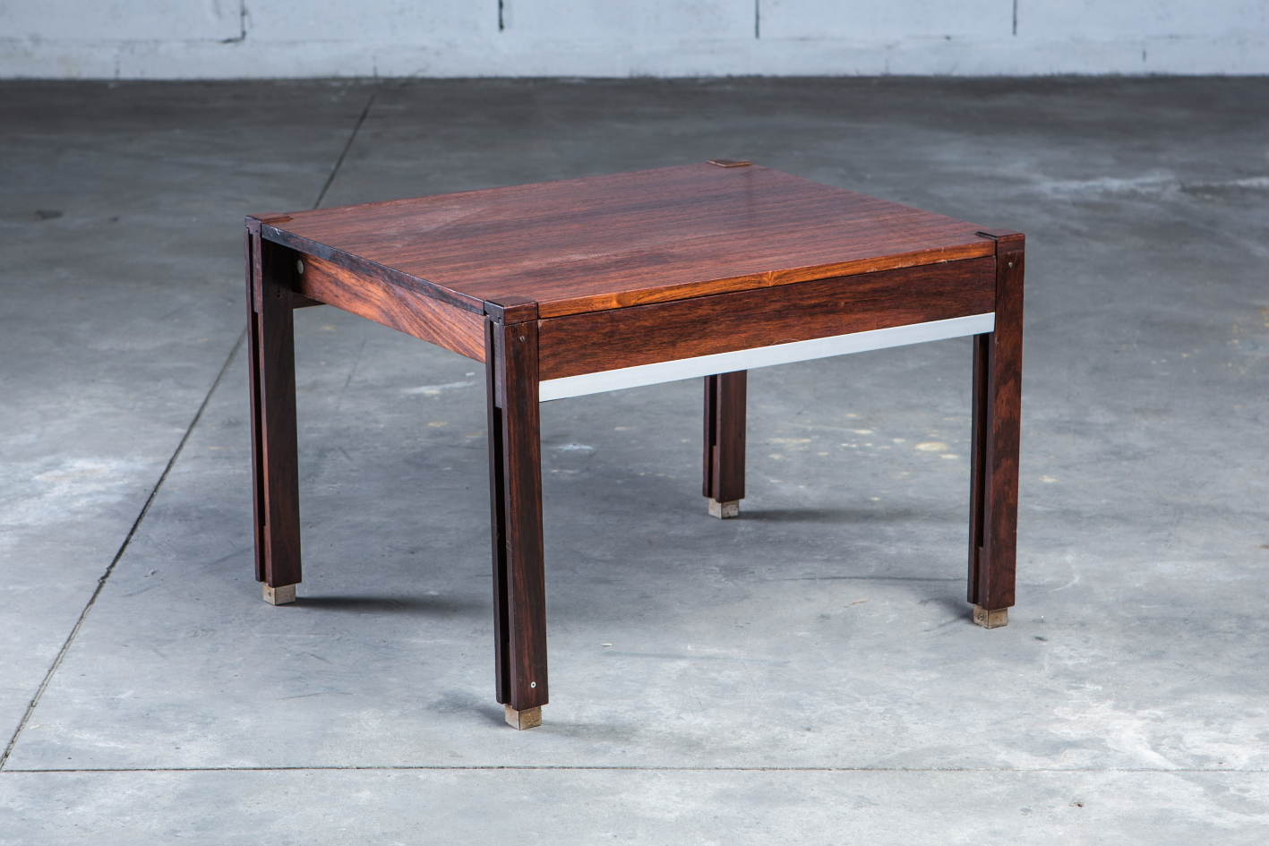 Low table with drawer - Ico Parisi for Mim