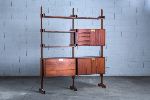Free standing wall unit, Palutari for Dassi