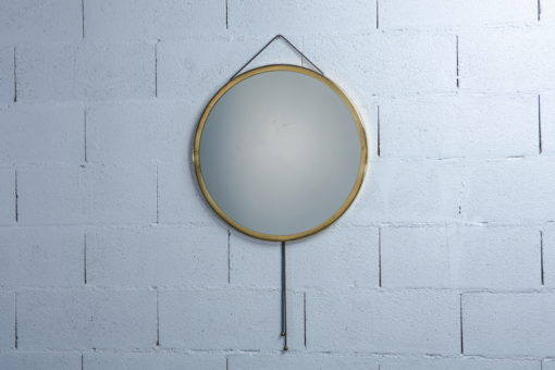 A Vipera Mirror - Corrado Corradi Dell'Acqua for Azucena 1960s