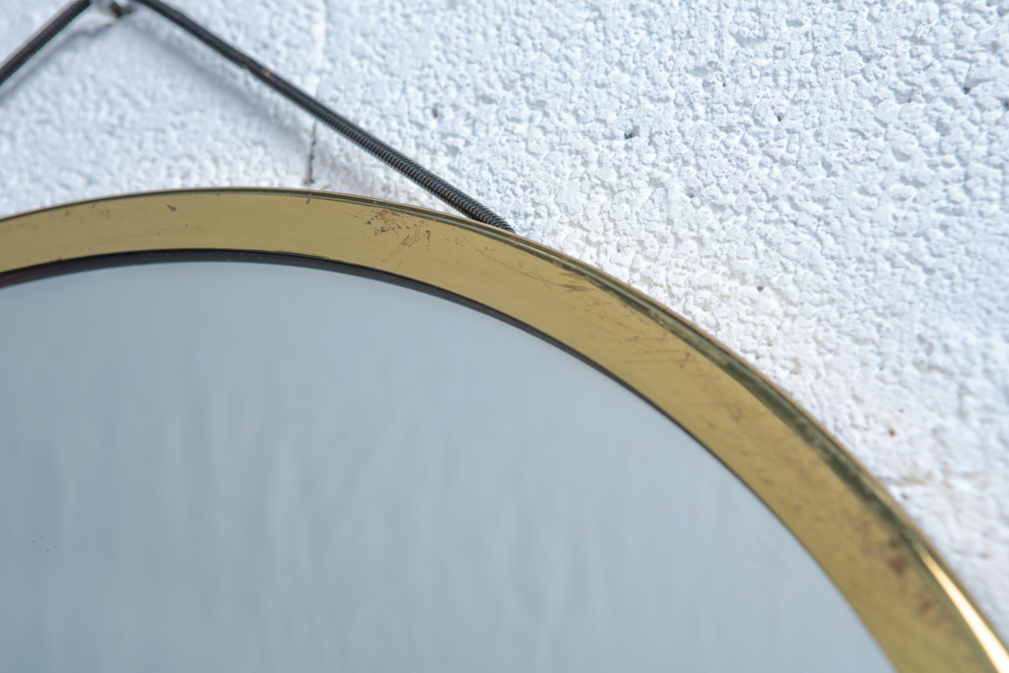 A Vipera Mirror - Corrado Corradi Dell'Acqua for Azucena 1960s - Detail 2