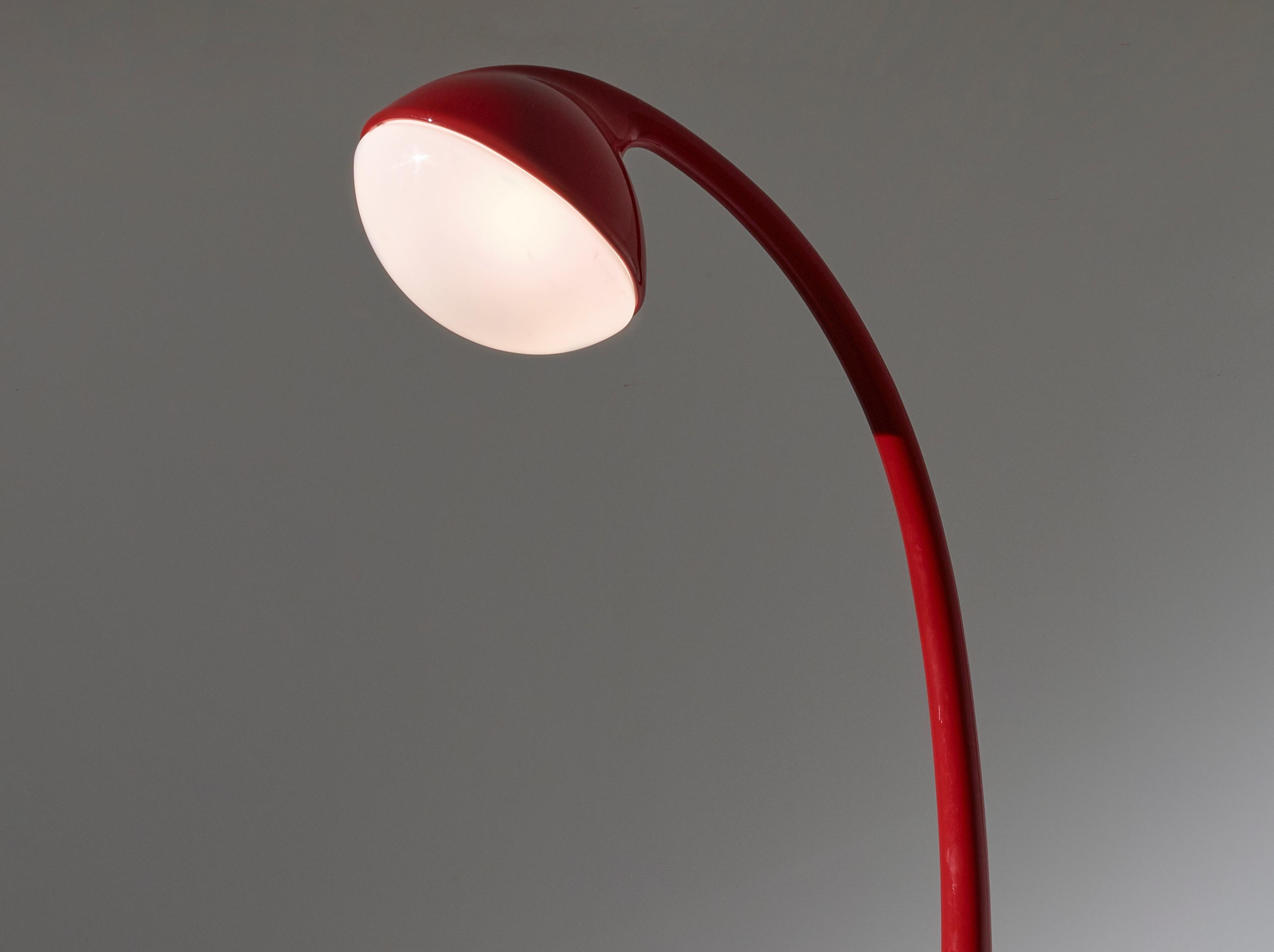 'Lampione' floor Lamp by Fabio Lenci for Guzzini - Italy