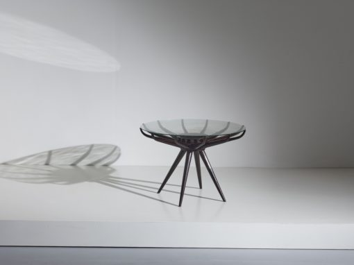 Ragno (spider) coffee table - Carlo De Carli - 1940s